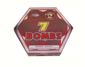 7 Bomb Firecrackers