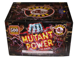 Mutant Power