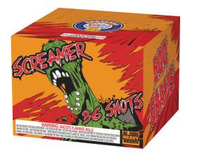 Screamer 36's