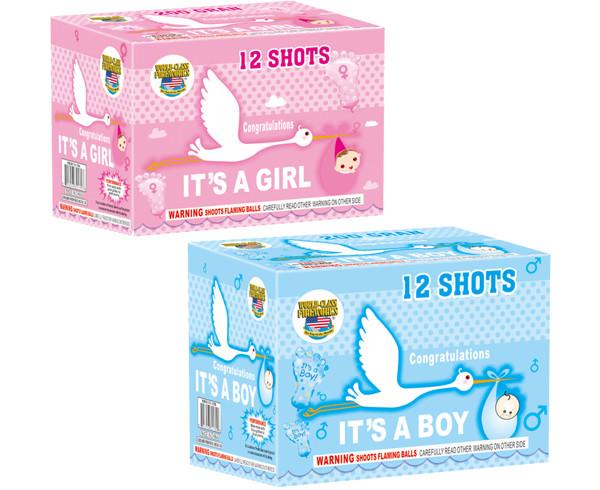 it;s a girl