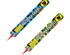 Bazooka Candle