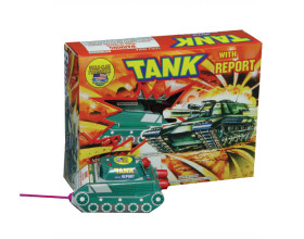 Tank with Star or Report