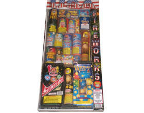 USA Fireworks Assortment