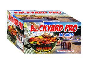 Backyard Pro 36 Shots