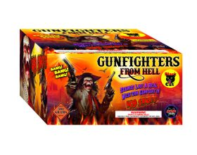 Gun Fighter From Hell