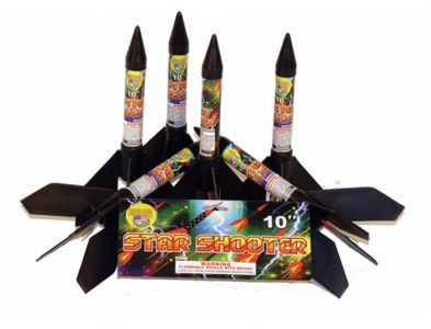 Star Shooter Missile